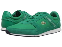 Lacoste Menerva Sport 318 1 Green Navy Shoes
