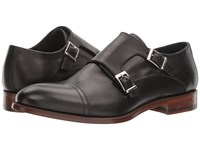 Gordon Rush Grayson Black Men's Slip On Shoes