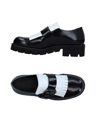 O.X.S. Loafers Black