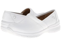 Nurse Mates Libby White Women's Clog Shoes