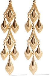Ben Amun Gold Plated Earrings One Size