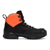 Alyx Black Roa Lace Up Hiking Boots