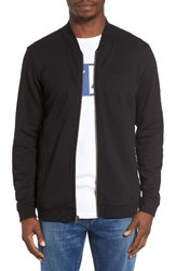 Rvca Men's Zip Through Bomber Jacket