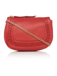 Dickins And Jones Harrison Crossbody Bag Red