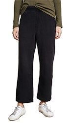 Current Elliott The Barrel Sweatpants Black