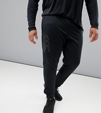 Canterbury Of New Zealand Vapodri Tapered Stretch Pants In Black Exclusive To Asos
