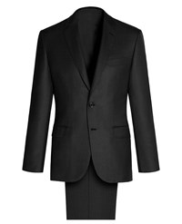 Brioni Black Madison Suit Unavailable