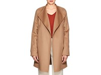 M.Patmos Finsbury Wool Cashmere Coat Camel