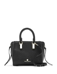 Vince Camuto Riley Small Leather Satchel Nero