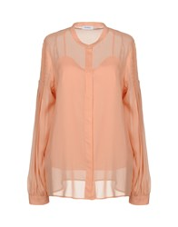 Max And Co. Shirts Apricot