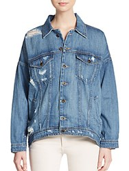 Joe's Jeans Oversized Denim Jacket Miyako