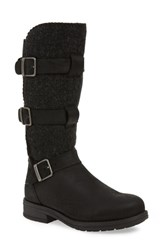 Woolrich Frontier Boot Black Leather