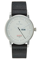Triwa Dawn Klinga Watch Black Classic