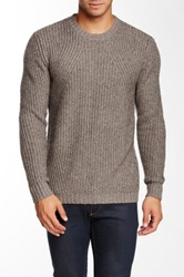 Autumn Cashmere Chunky Crew Sweater