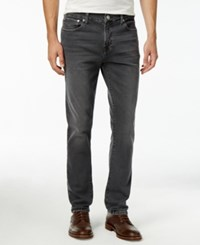 Tommy Hilfiger Men's Slim Fit Gray Wash Jeans