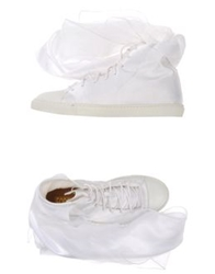 Forfex High Top Sneakers White