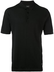 Stampd Polo Shirt Men Cotton Modal Tencel Xl Black