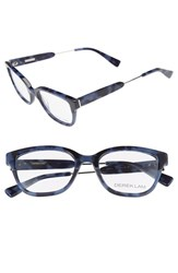 Derek Lam Women's 50Mm Glasses Blue Tortoise