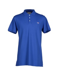 Oliver Spencer Polo Shirts Blue
