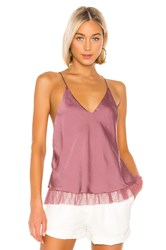 Free People One I Love Cami Mauve