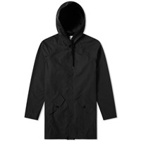 A Kind Of Guise Waterproof Classic Parka Black