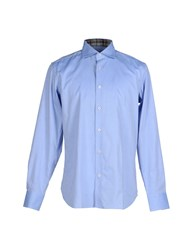 Borsa Shirts Shirts Men Azure