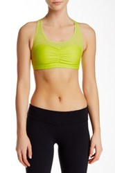 Roxy Spirit Sports Bra Green