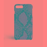 The Case Factory Iphone 7 8 Plus Soft Python Cashmere