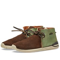Visvim Huron Moc Folk Brown