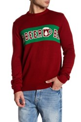 Volcom Strangebrew Sweater Red