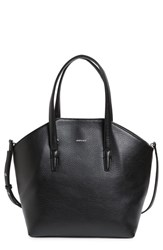 Matt And Nat 'Baxter' Vegan Leather Shopper Black
