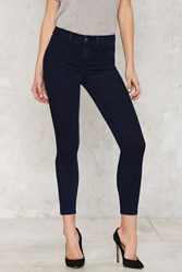 Nasty Gal Naomi High Waisted Skinny Jeans