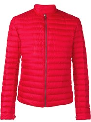 Colmar Classic Padded Jacket Red