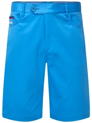 Bunker Mentality Chino Shorts Blue