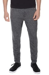 2Xist 2 X Ist French Terry Lounge Pants Black Heather