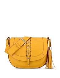 Nine West Benetta Crossbody Bag Golden Honey