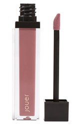 Jouer Long Wear Lip Creme Liquid Lipstick Tawny Rose