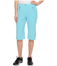 Jamie Sadock Airwear Light Weight 24 In. Knee Capri Nirvana Women's Capri Multi