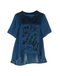 5Preview Blouses Blue