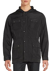 Standard Issue Nyc Solid Long Sleeve Jacket Black