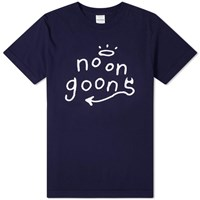 Noon Goons Heaven And Hell Tee Blue