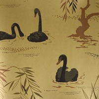 Nina Campbell Swan Lake Wallpaper Ncw4020 07