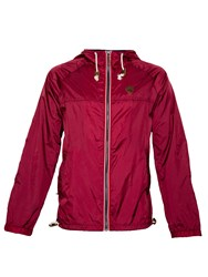 Raging Bull Full Zip Mac Red