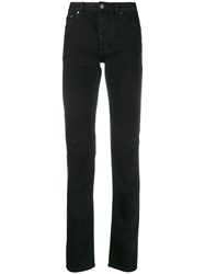 Givenchy Distressed Slim Fit Jeans 60