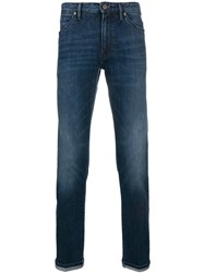 Pt05 Swing Superslim Fit Jeans Blue