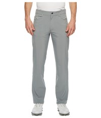 Callaway Technical Five Pocket Pants Monument Casual Pants Gray