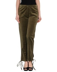 Gold Case Sogno Casual Pants Military Green