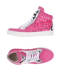 D'acquasparta Footwear High Tops And Trainers Women Fuchsia