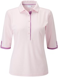 Ping Brooke Polo Pink