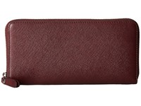 Ecco Iola Large Zip Wallet Wine Wallet Handbags Burgundy